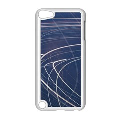 Light Movement Pattern Abstract Apple Ipod Touch 5 Case (white)