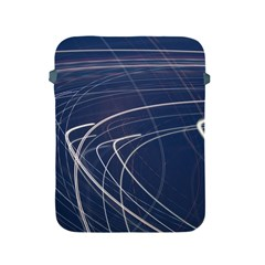 Light Movement Pattern Abstract Apple iPad 2/3/4 Protective Soft Cases