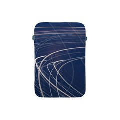 Light Movement Pattern Abstract Apple Ipad Mini Protective Soft Cases
