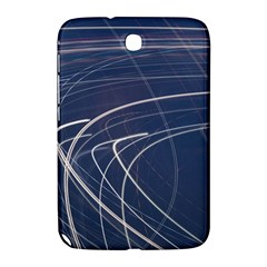 Light Movement Pattern Abstract Samsung Galaxy Note 8 0 N5100 Hardshell Case