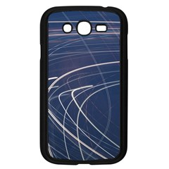 Light Movement Pattern Abstract Samsung Galaxy Grand Duos I9082 Case (black)