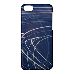 Light Movement Pattern Abstract Apple Iphone 5c Hardshell Case