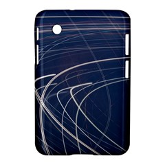 Light Movement Pattern Abstract Samsung Galaxy Tab 2 (7 ) P3100 Hardshell Case