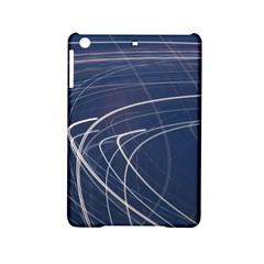 Light Movement Pattern Abstract Ipad Mini 2 Hardshell Cases