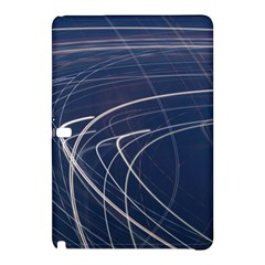 Light Movement Pattern Abstract Samsung Galaxy Tab Pro 12 2 Hardshell Case