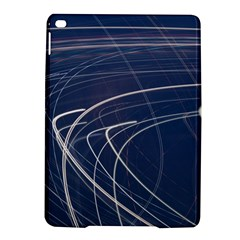 Light Movement Pattern Abstract Ipad Air 2 Hardshell Cases