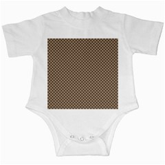 Pattern Background Diamonds Plaid Infant Creepers