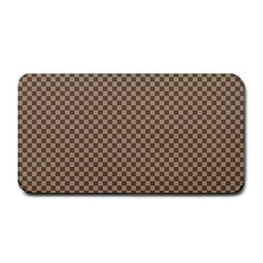 Pattern Background Diamonds Plaid Medium Bar Mats