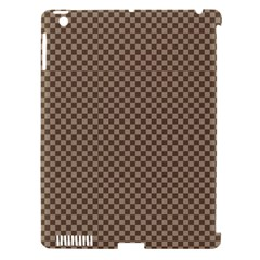Pattern Background Diamonds Plaid Apple Ipad 3/4 Hardshell Case (compatible With Smart Cover)