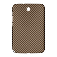 Pattern Background Diamonds Plaid Samsung Galaxy Note 8 0 N5100 Hardshell Case