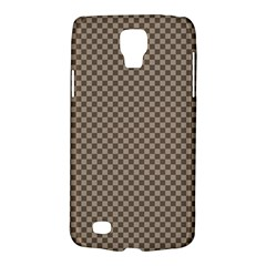 Pattern Background Diamonds Plaid Galaxy S4 Active