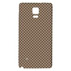 Pattern Background Diamonds Plaid Galaxy Note 4 Back Case