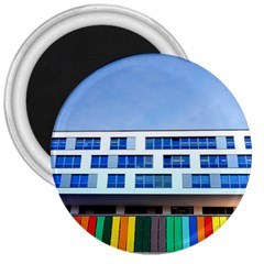 Office Building 3  Magnets