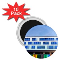 Office Building 1 75  Magnets (10 Pack)