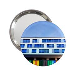 Office Building 2 25  Handbag Mirrors