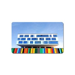 Office Building Magnet (name Card)