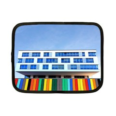 Office Building Netbook Case (small)