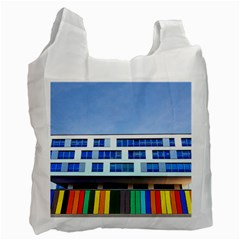 Office Building Recycle Bag (two Side)