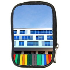 Office Building Compact Camera Cases