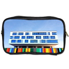 Office Building Toiletries Bags 2 Side