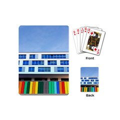 Office Building Playing Cards (mini)
