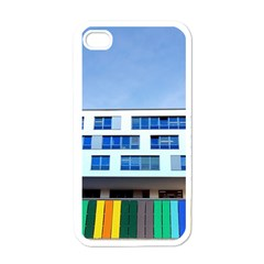 Office Building Apple Iphone 4 Case (white)