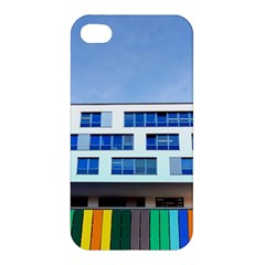 Office Building Apple Iphone 4/4s Hardshell Case
