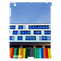 Office Building Apple Ipad 3/4 Hardshell Case (compatible With Smart Cover)