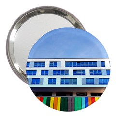 Office Building 3  Handbag Mirrors