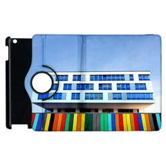 Office Building Apple Ipad 3/4 Flip 360 Case