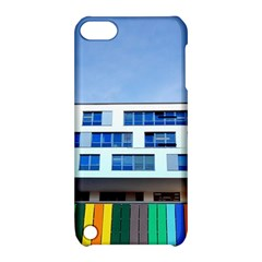 Office Building Apple Ipod Touch 5 Hardshell Case With Stand