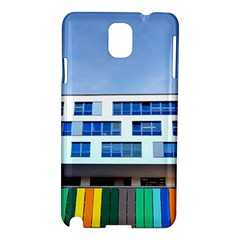 Office Building Samsung Galaxy Note 3 N9005 Hardshell Case