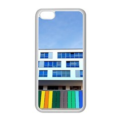 Office Building Apple iPhone 5C Seamless Case (White)