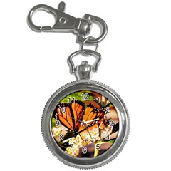 Monarch Butterfly Nature Orange Key Chain Watches