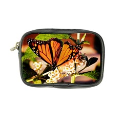 Monarch Butterfly Nature Orange Coin Purse