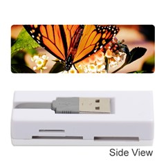 Monarch Butterfly Nature Orange Memory Card Reader (stick)