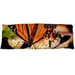 Monarch Butterfly Nature Orange Body Pillow Case Dakimakura (two Sides)