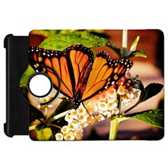 Monarch Butterfly Nature Orange Kindle Fire Hd 7