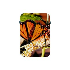 Monarch Butterfly Nature Orange Apple Ipad Mini Protective Soft Cases
