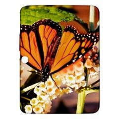 Monarch Butterfly Nature Orange Samsung Galaxy Tab 3 (10 1 ) P5200 Hardshell Case