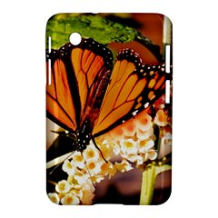 Monarch Butterfly Nature Orange Samsung Galaxy Tab 2 (7 ) P3100 Hardshell Case