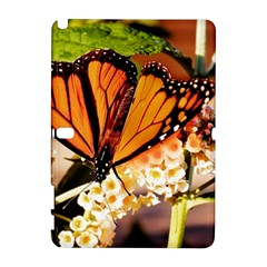 Monarch Butterfly Nature Orange Galaxy Note 1