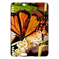 Monarch Butterfly Nature Orange Kindle Fire Hdx Hardshell Case