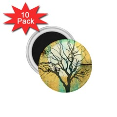A Glowing Night 1.75  Magnets (10 pack)