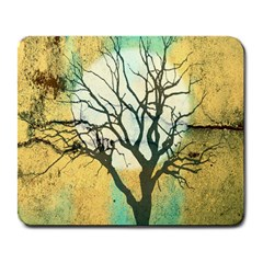 A Glowing Night Large Mousepads