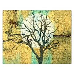 A Glowing Night Rectangular Jigsaw Puzzl