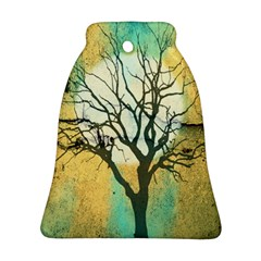 A Glowing Night Bell Ornament (Two Sides)
