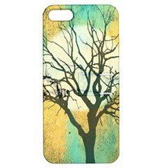 A Glowing Night Apple Iphone 5 Hardshell Case With Stand