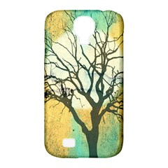 A Glowing Night Samsung Galaxy S4 Classic Hardshell Case (PC+Silicone)