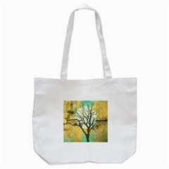 A Glowing Night Tote Bag (white)